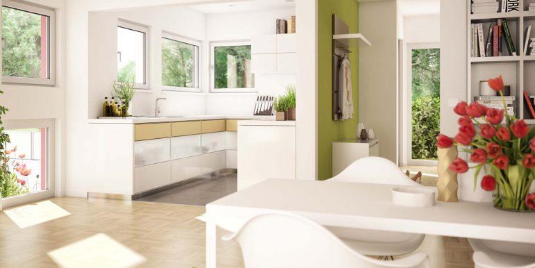 livinghaus solution 078 V9 wohnkueche