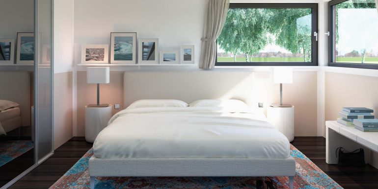 livinghaus solution 087 V6 schlafzimmer