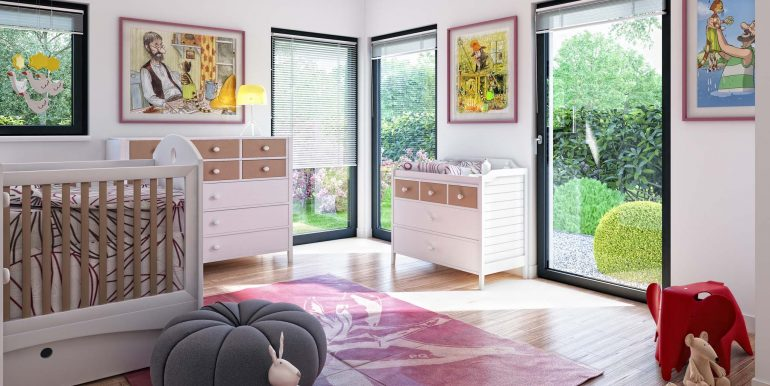 livinghaus solution 087 V7 kinderzimmer