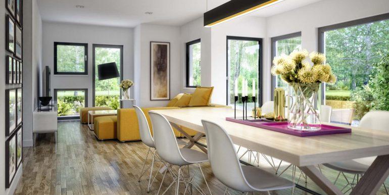 livinghaus solution 125 V10 esszimmer