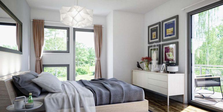 livinghaus solution 125 V10 schlafzimmer