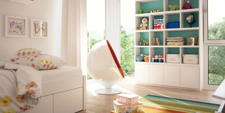 livinghaus solution 124 V10 kinderzimmer