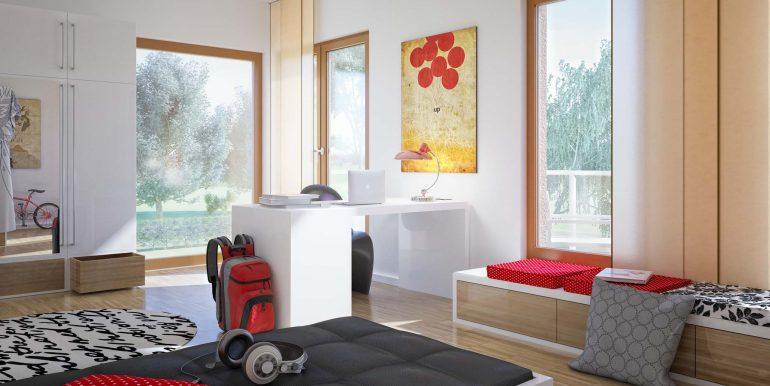 livinghaus solution 126 XL V6 kinderzimmer
