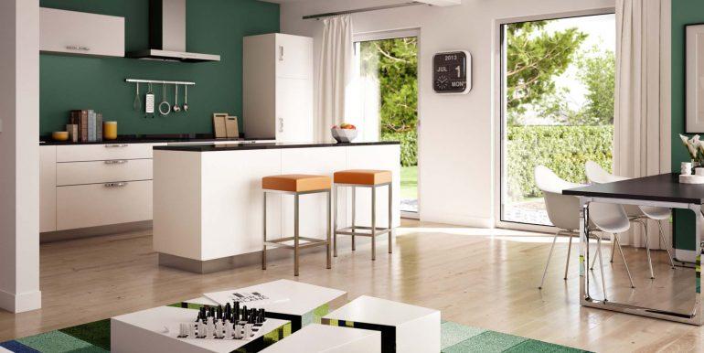 livinghaus solution 204 V8 wohnkueche