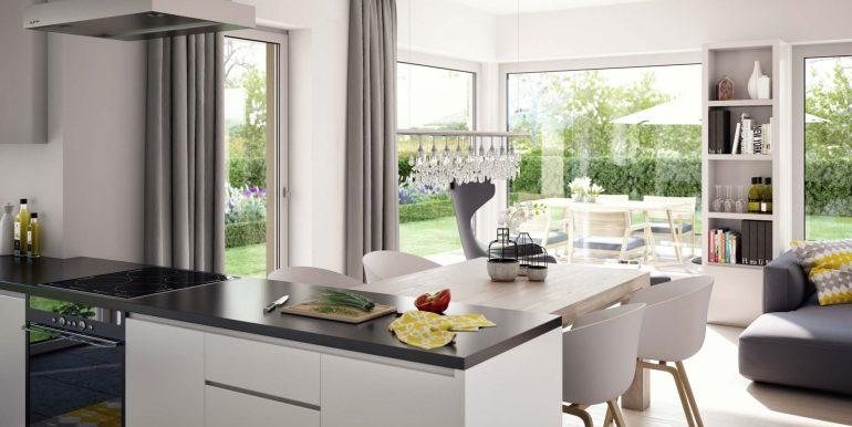 livinghaus solution 204 V4 wohnkueche
